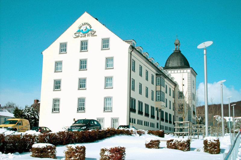 Kurhotel Sassnitz Außenaufnahme