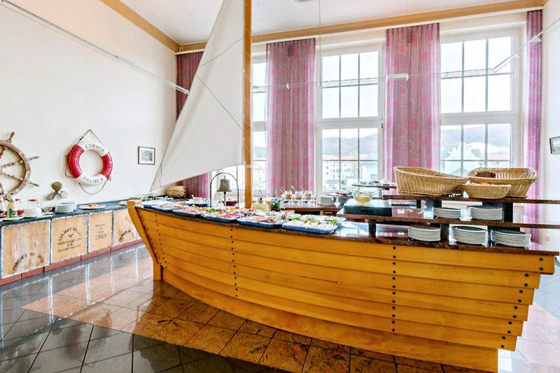 Kurhotel Sassnitz Restaurant