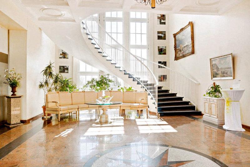 Kurhotel Sassnitz Terrasse