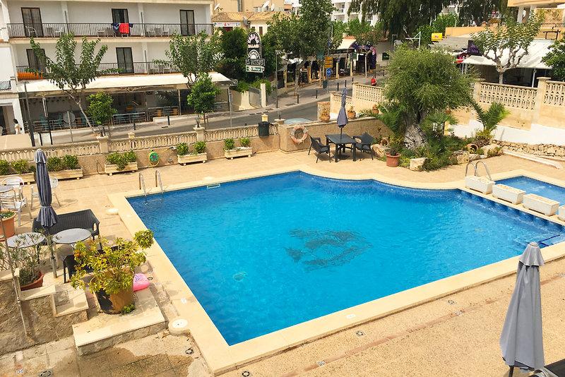 Apartements Carabela II Pool