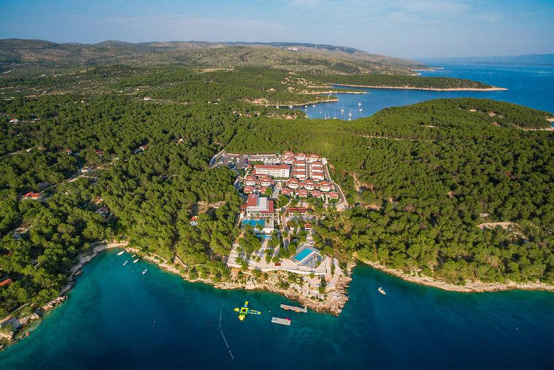 Waterman Milna Resort Außenaufnahme