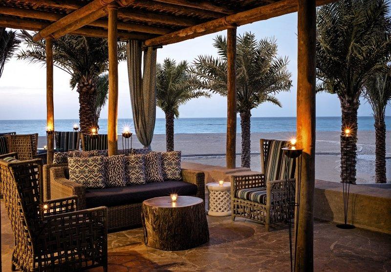 The St. Regis Saadiyat Island Resort, Abu Dhabi Terrasse