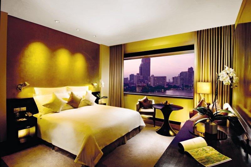 Millennium Hilton Bangkok Wohnbeispiel