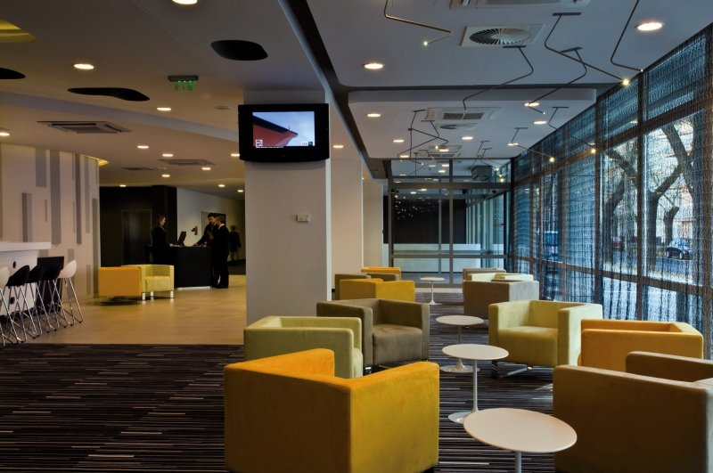 Park Inn by Radisson Budapest Lounge/Empfang