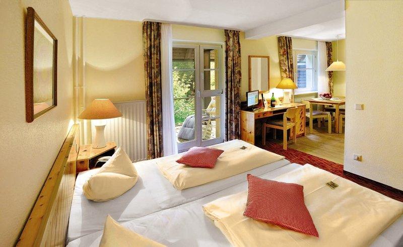 Schwarzwald Parkhotel Wohnbeispiel