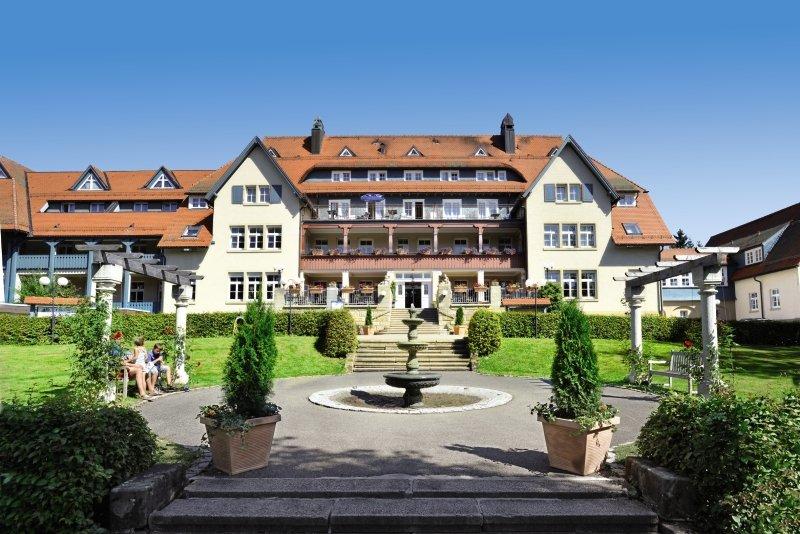 Schwarzwald Parkhotel Außenaufnahme