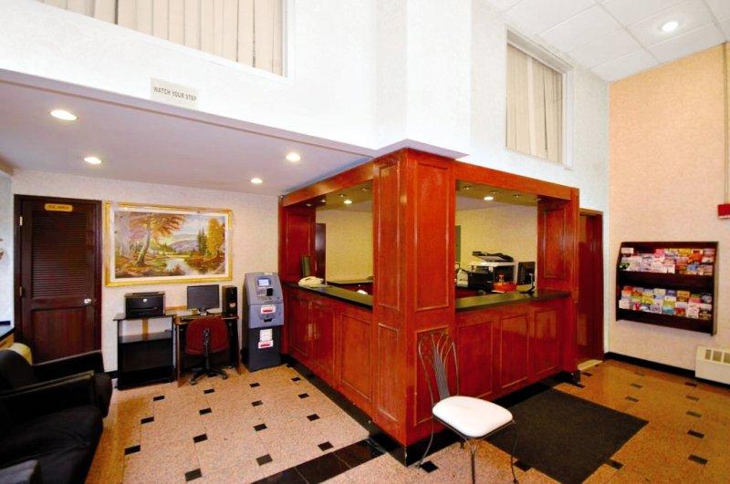 Econo Lodge Times Square Lounge/Empfang