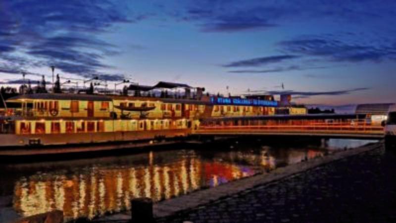 Fortuna Boat Hotel & Restaurant Budapest Sport und Freizeit