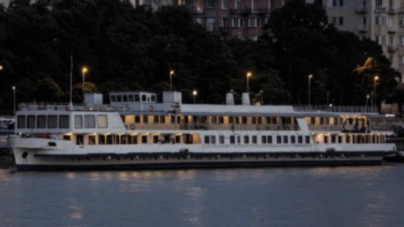 Fortuna Boat Hotel & Restaurant Budapest Außenaufnahme