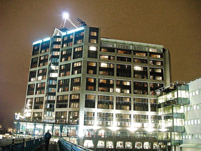 The International by Britannia Hotels Außenaufnahme
