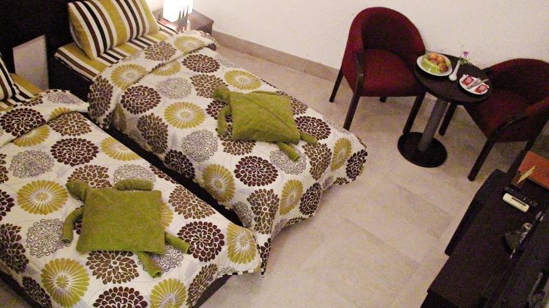 Ras al Jinz Turtle Reserve Lounge/Empfang