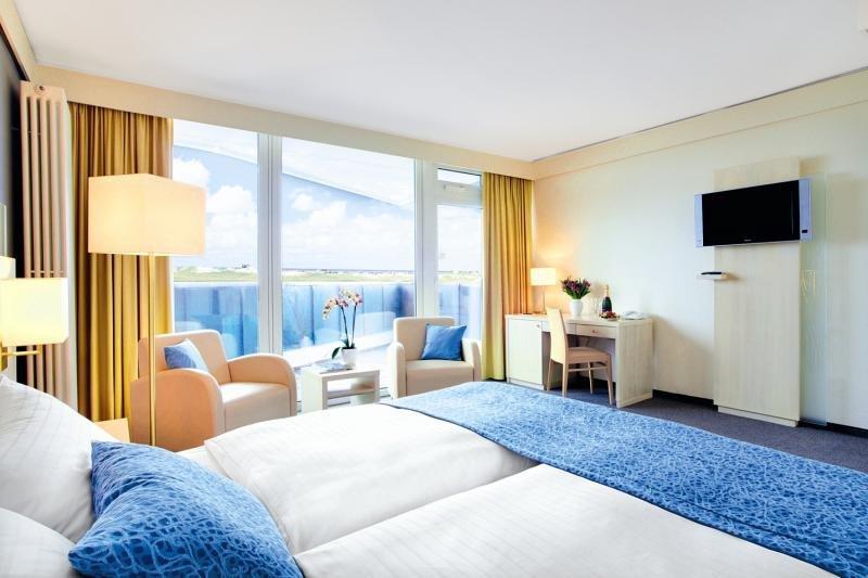 ambassador hotel & spa Wohnbeispiel