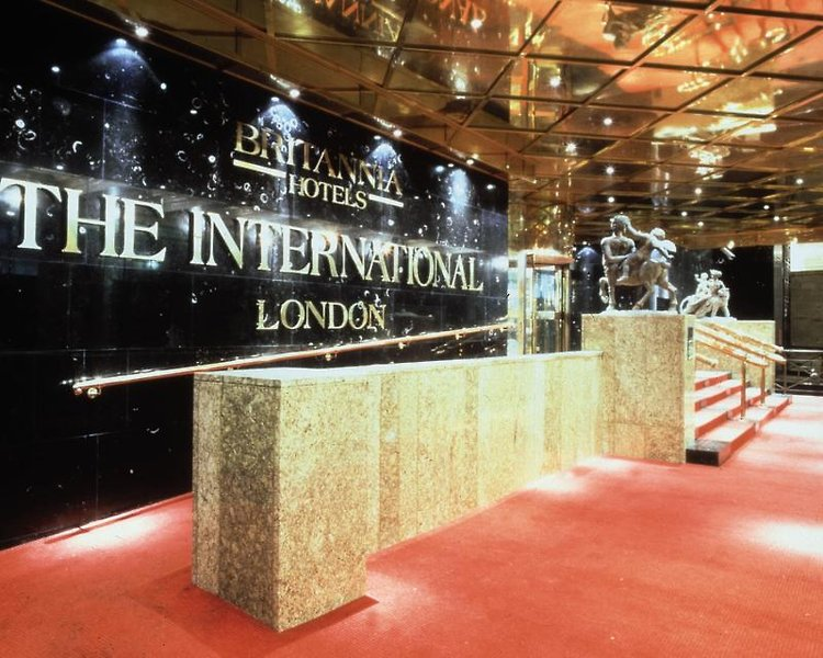 The International by Britannia Hotels Lounge/Empfang