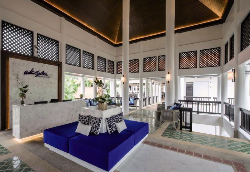 akyra Beach Club Phuket Lounge/Empfang