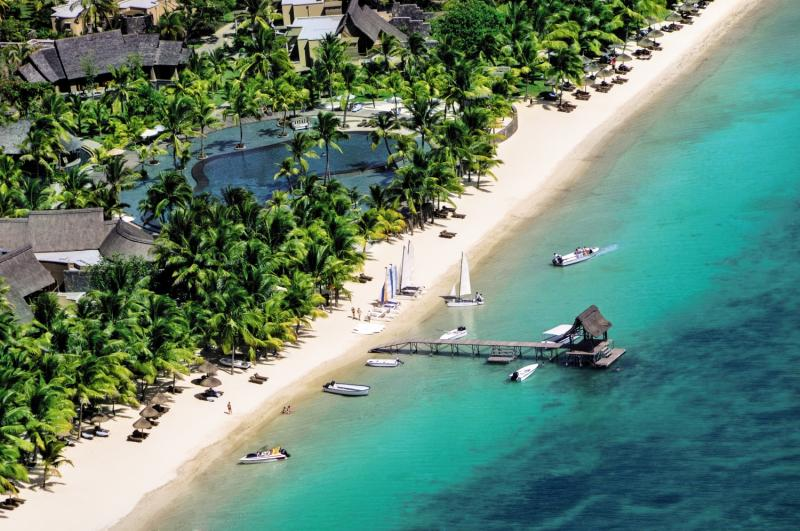 Trou aux Biches Beachcomber Golf Resort & Spa Landschaft