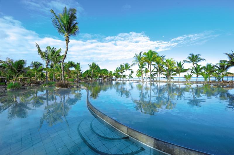 Trou aux Biches Beachcomber Golf Resort & Spa Pool
