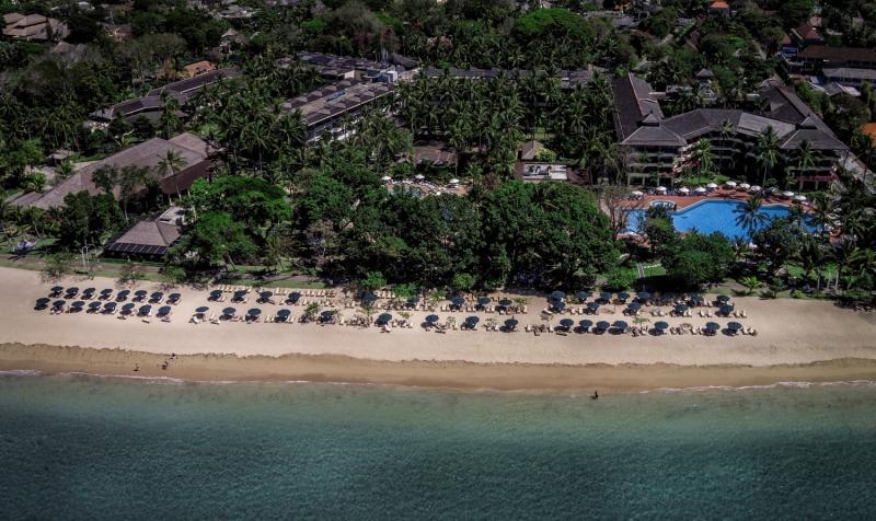 Prama Sanur Beach Bali Strand