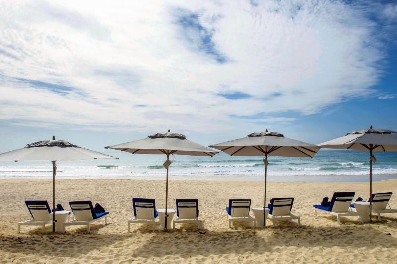 akyra Beach Club Phuket Strand