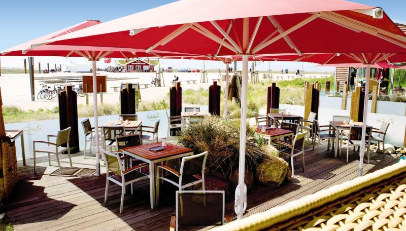 ambassador hotel & spa Terrasse