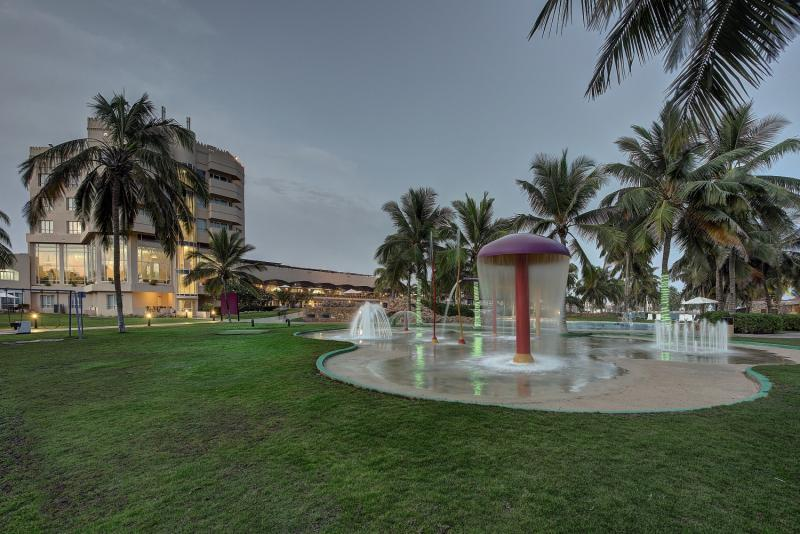 Crowne Plaza Resort Salalah Garten