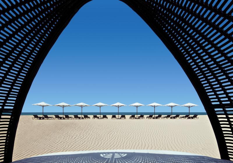 The St. Regis Saadiyat Island Resort, Abu Dhabi Strand
