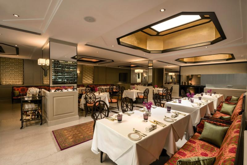 The Oberoi Delhi Restaurant