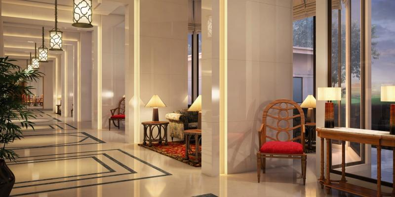 The Oberoi Delhi Lounge/Empfang