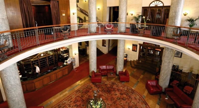 Danubius Gellert Lounge/Empfang