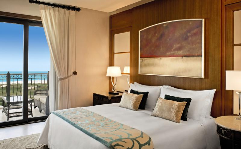 The St. Regis Saadiyat Island Resort, Abu Dhabi Wohnbeispiel