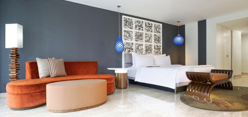 Le Meridien Bali Jimbaran Lounge/Empfang