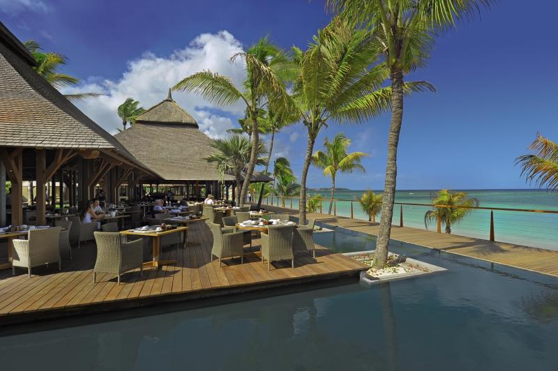 Trou aux Biches Beachcomber Golf Resort & Spa Terrasse