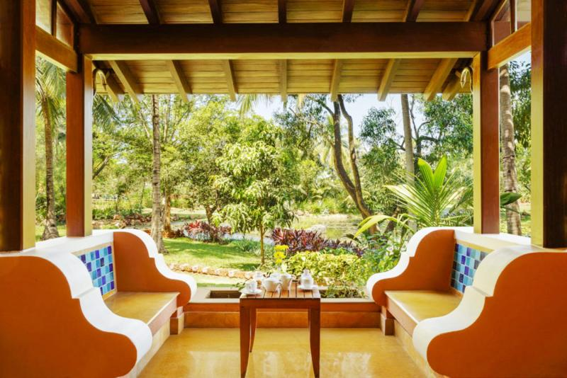 ITC Grand Goa Resort & Spa  Lounge/Empfang
