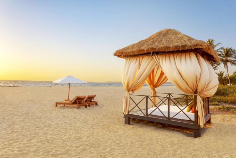 ITC Grand Goa Resort & Spa  Wellness