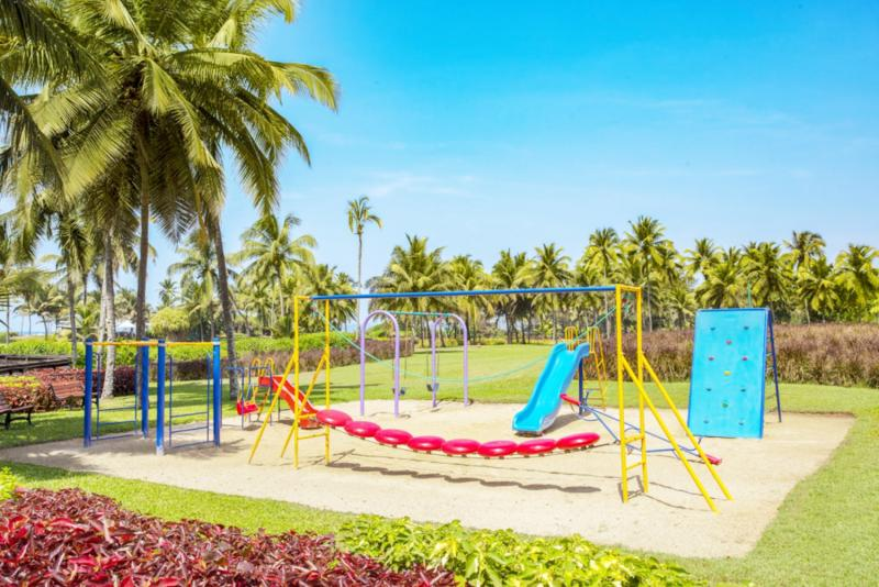 ITC Grand Goa Resort & Spa  Strand