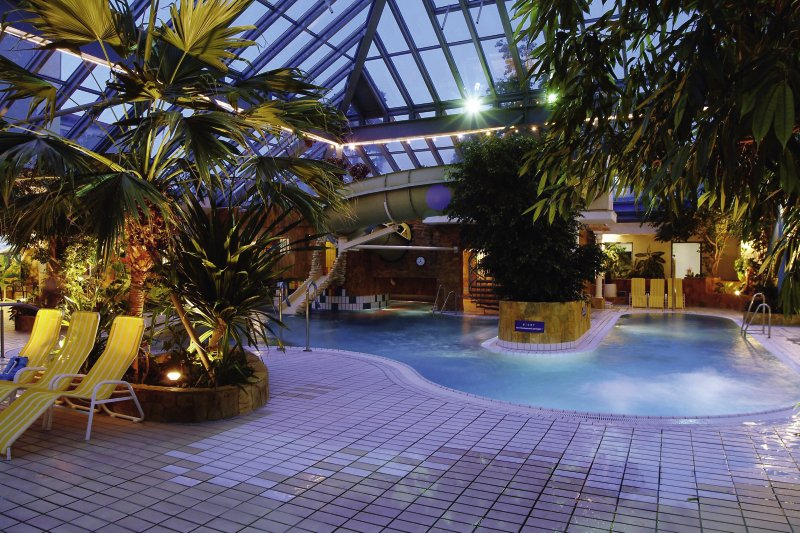 IFA Rügen Hotel & Ferienpark - Hotel, Appartements & Suiten Pool
