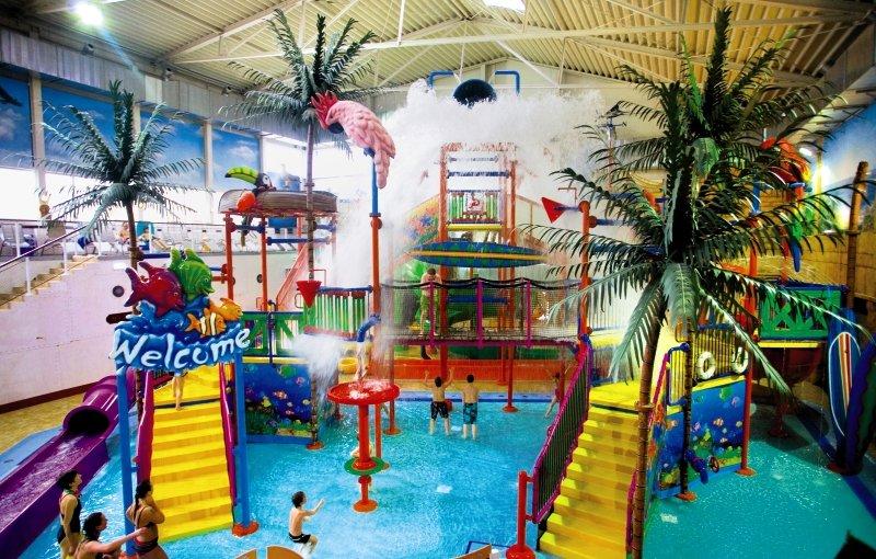 Weissenhäuser Strand Ferienpark Pool