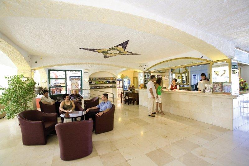 Perla Tenerife Lounge/Empfang