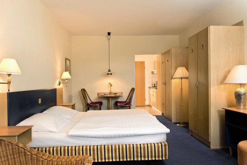 IFA Rügen Hotel & Ferienpark - Hotel, Appartements & Suiten Wohnbeispiel