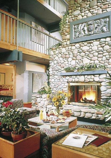 Aspen Mountain Lodge Lounge/Empfang