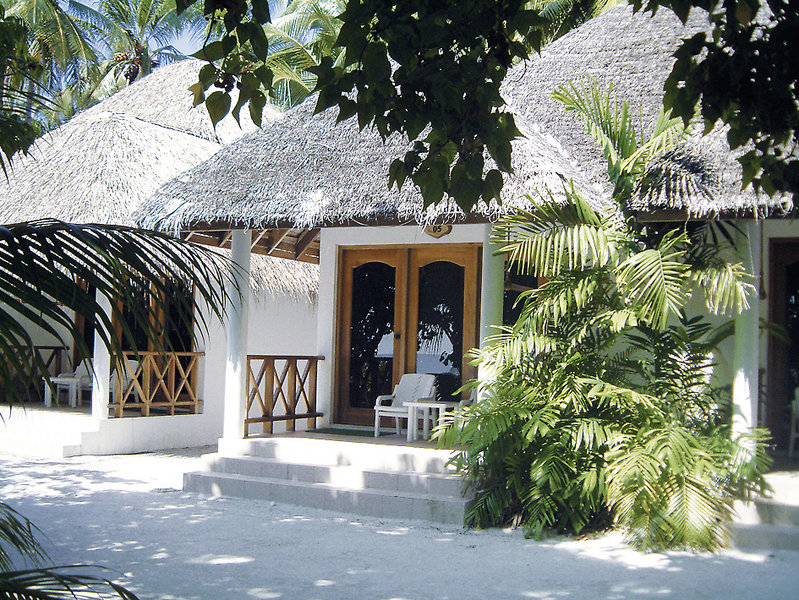 Fihalhohi Island Resort Wellness