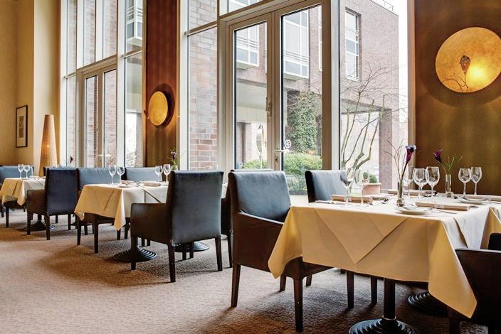 Radisson Blu Senator Lübeck Restaurant