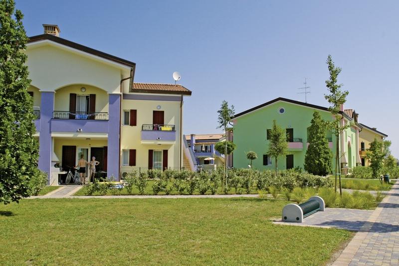 Villaggio Le Ginestre Außenaufnahme