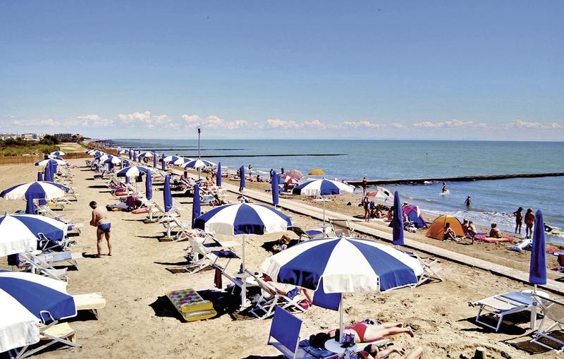 Villaggio Le Ginestre Strand