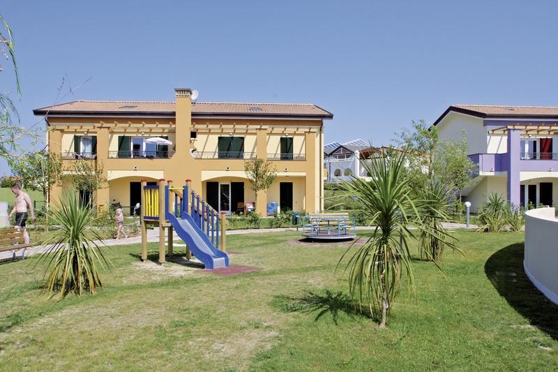 Villaggio Le Ginestre Garten