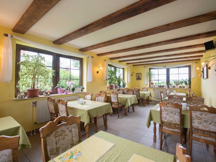 Pension Deichgraf Restaurant