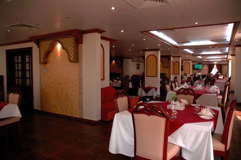 Golden Oasis Restaurant