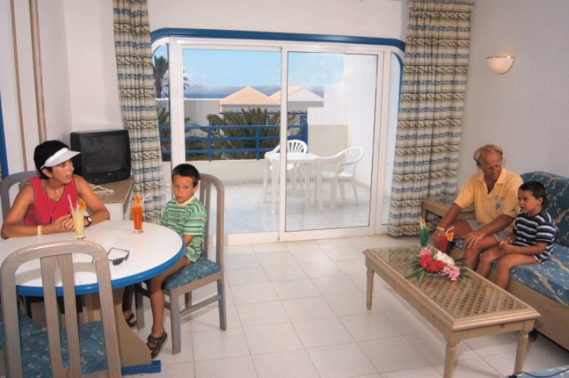 HL Paradise Island Wohnbeispiel