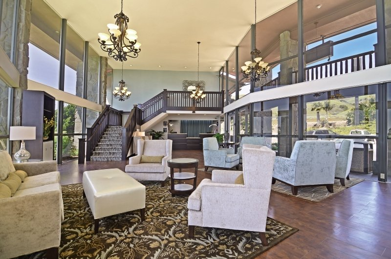 Shore Cliff Hotel Lounge/Empfang