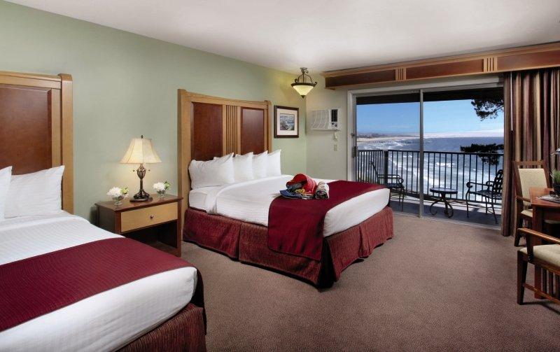 Shore Cliff Hotel Wohnbeispiel