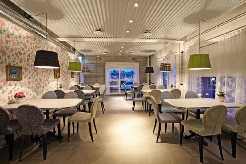 Icelandair Reykjavik Marina Lounge/Empfang